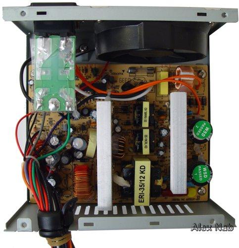 Блок питания KM GP-300ATX 12V